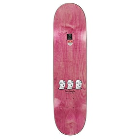 Polar Big Head Skateboard Deck - Halberg 8.5