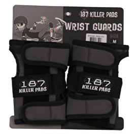 187 Killer Pro Wristguards - Grey
