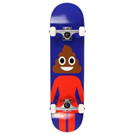 Girl Poop Head Complete Skateboard Malto - 8
