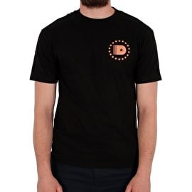 DGK D-Star T shirt - Black