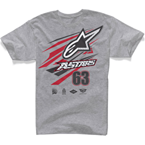 Alpinestars Superpro T-Shirt - Athletic Heather