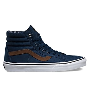 Vans SK8-Hi Reissue Shoes - (C&P) Dress Blues/White