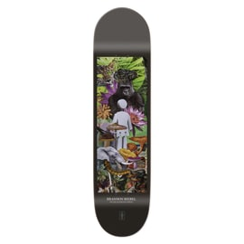 Girl Jungle Biebel Skateboard Deck 8