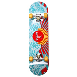 Ridge Wave Complete Skateboard - Sun 7.75