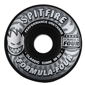 Spitfire Formula Four Shadowplay Classic Skateboard Wheels - 52mm