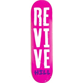 ReVive Hill Stencil Skateboard Deck