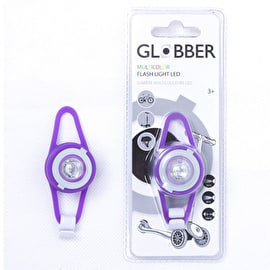 Globber Scooter Flash Light LED - Purple