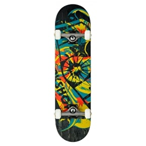 Alien Workshop OG Painto Complete Skateboard - 8