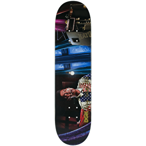 DGK Ghetto Classics Skateboard Deck - Pookie 8.06