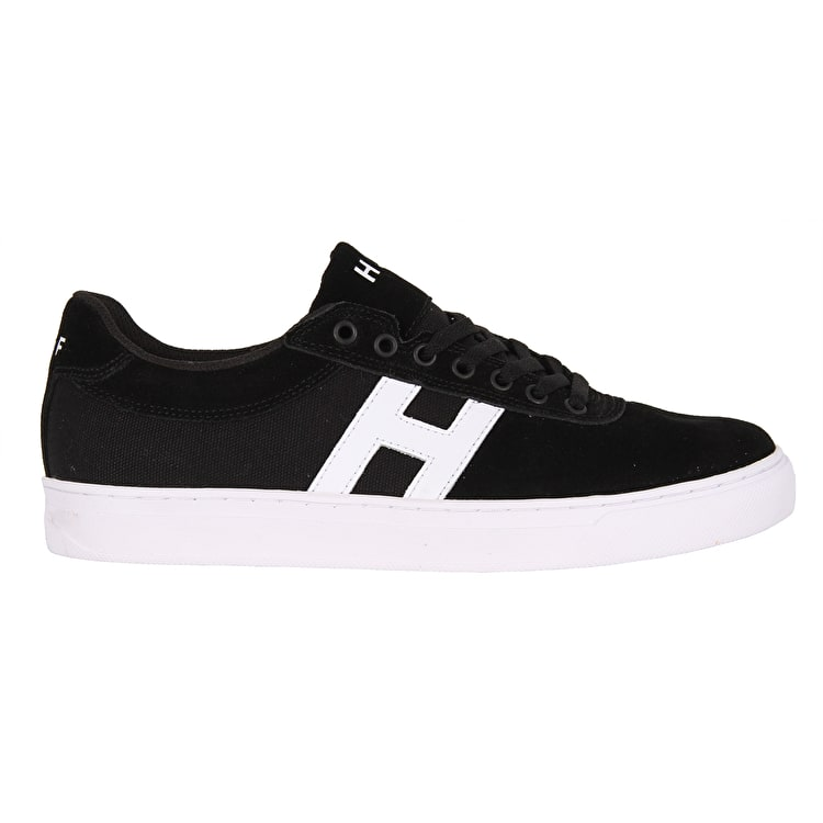 Huf Soto Skate Shoes - Black