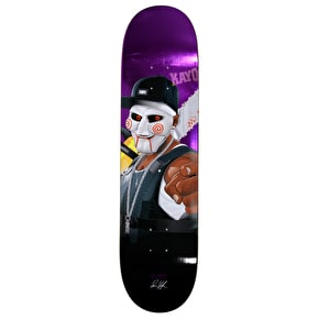 DGK G Killers Skateboard Deck - Vaughn 8.06