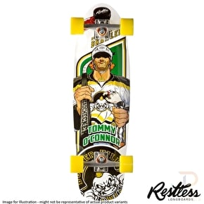 Restless Longboard - RockSteady Brawlers 30.5