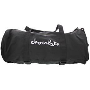 Chocolate Skate Carrier Duffle Bag - Black