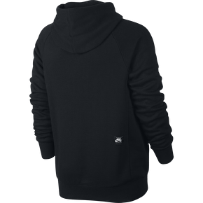 Nike SB Icon Dots Hoodie - Black/White