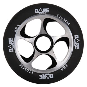 Dare Swift 2 Scooter Wheel - Black/Black 110mm