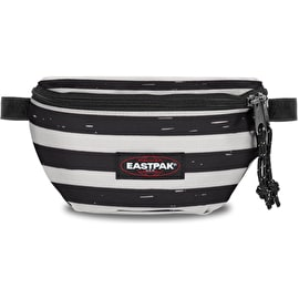 Eastpak Springer Bum Bag - Stripe-It Black