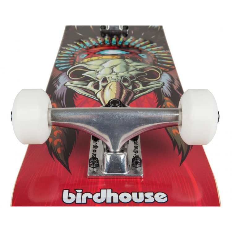 Birdhouse Stage 1 Chief Complete Skateboard - 7.5""