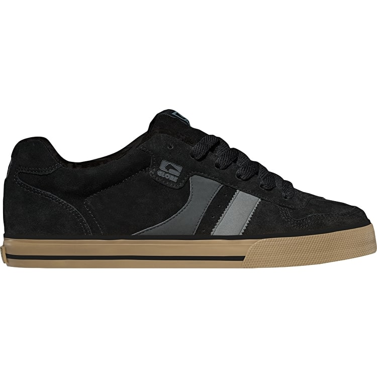 Globe Encore 2 Trainers - Black/Charcoal