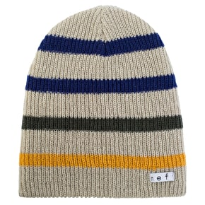 Neff Daily Stripe Beanie - Twill/Multi