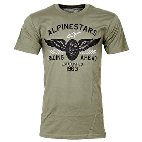 Alpinestars Landspeed T-Shirt - Military