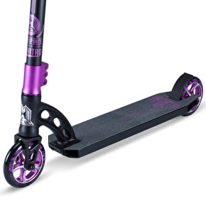 MGP VX7 Nitro Pro Complete Scooter - Black/Purple
