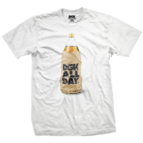 DGK 40oz T-Shirt - White