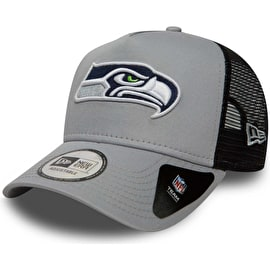 New Era Seattle Seahawks NFL Essential Trucker Cap - Grey