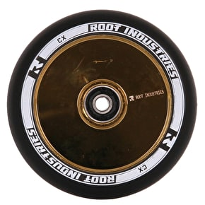 Root Industries 120mm Air Scooter Wheel - Gold Rush