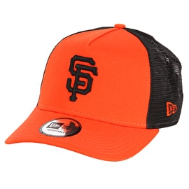 New Era Reverse Team Trucker Cap - San Francisco Giants