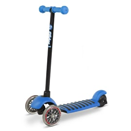 Y-Volution Y Glider Deluxe Complete Scooter - Black/Blue