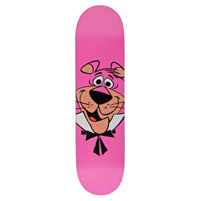 Almost Snagglepuss Face R7 Skateboard Deck - Yuri 8.125