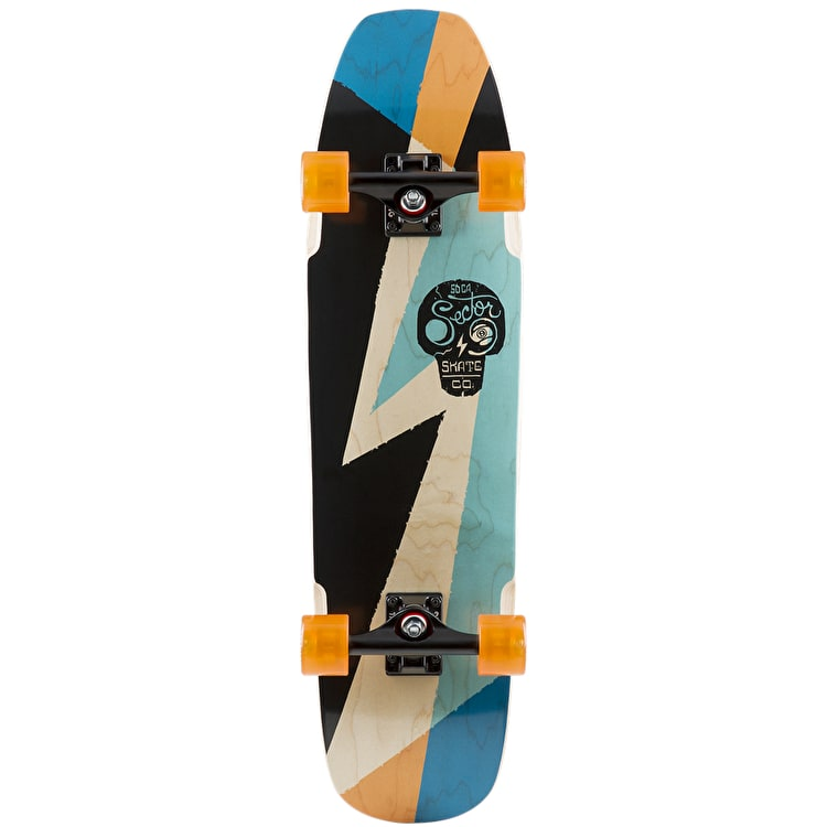 "Sector 9 Swellhound 17 31.5"" Complete Cruiser - Blue"