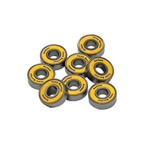 Andale Skateboard Bearings - ABEC 5 (Pack of 8)