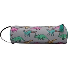 Mi-Pac Dinosaurs Pencil Case - Grey Multi