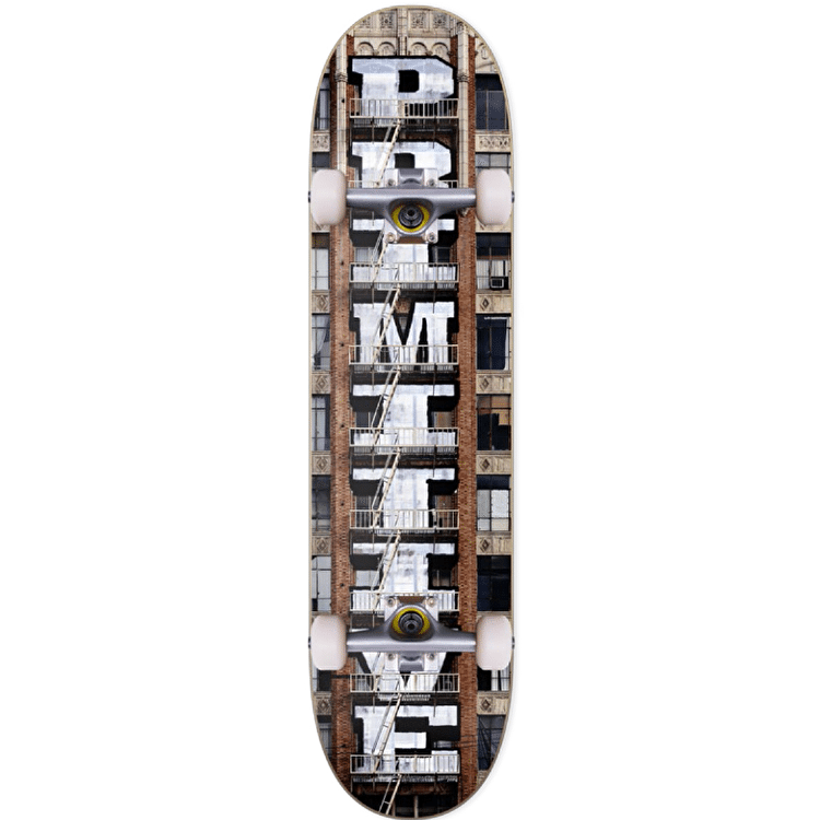Primitive Downtown Complete Skateboard - 8.0""
