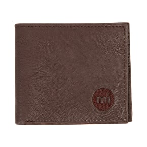 Mi-Pac Wallet - Matte Dark Brown