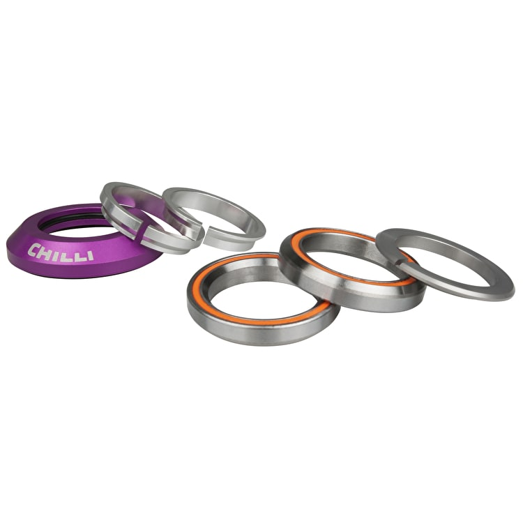 Chilli Pro Integrated Scooter Headset - Purple