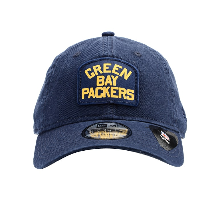 New Era Green Bay Packers NFL Patch Cap