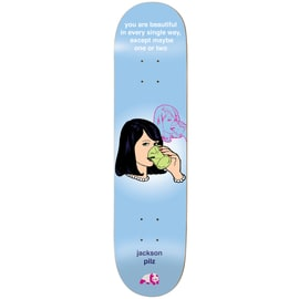 Enjoi Codependent Behavior R7 Skateboard Deck - Pilz 8.375