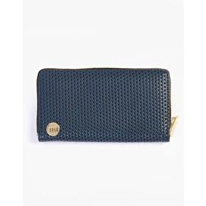 Mi-Pac Zip Purse - Perf Navy