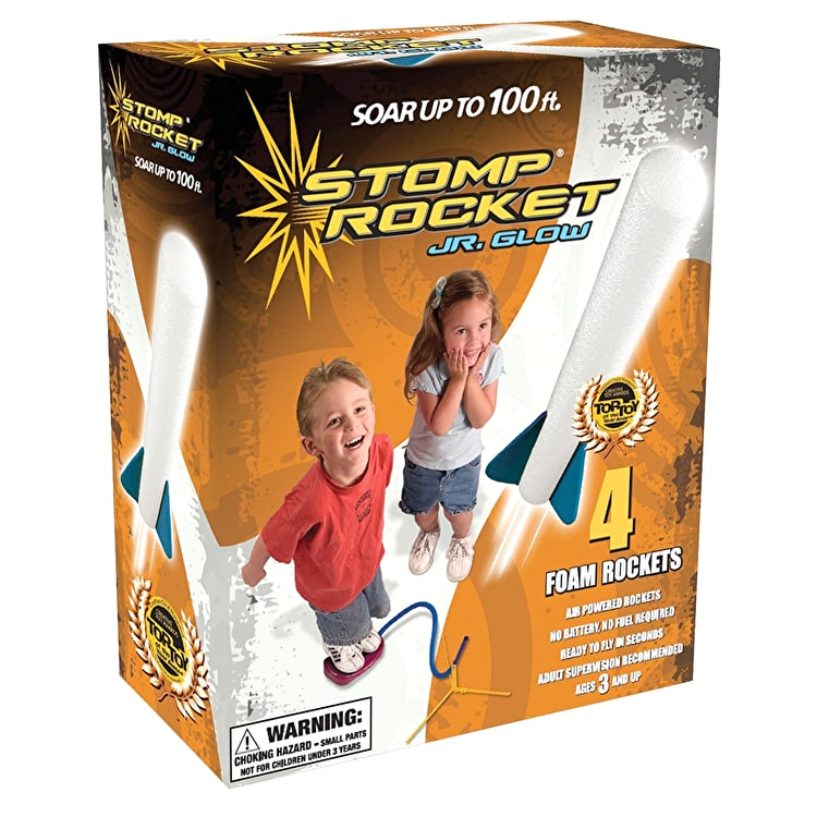 Stomp Rocket Jr Glow
