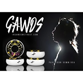 Gawds Paul John Aggressive Skate Wheels  60mm/90A