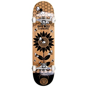Karma Skate For The Planet Bees Custom Skateboard 8.125