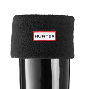 Hunter Welly Socks - Black