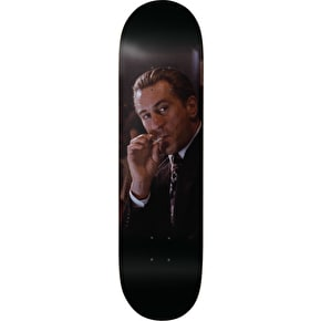 Deathwish Keep Your Mouth Shut Skateboard Deck - Greco 8.25