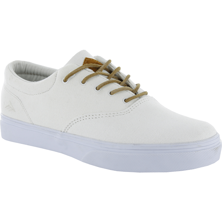 Emerica Reynolds Cruisers Skate Shoes - White