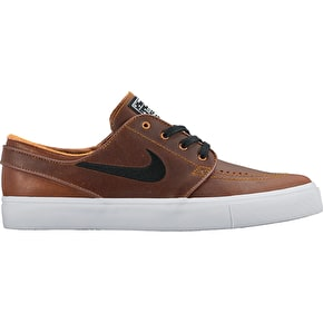 Nike SB Zoom Stefan Janoski Elite Shoes - Ale Brown/Black