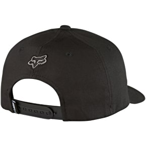Fox Youth Zerio Cap - Black