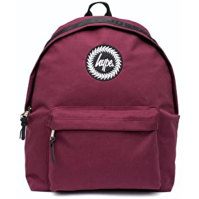 Hype Taping Backpack - Burgundy