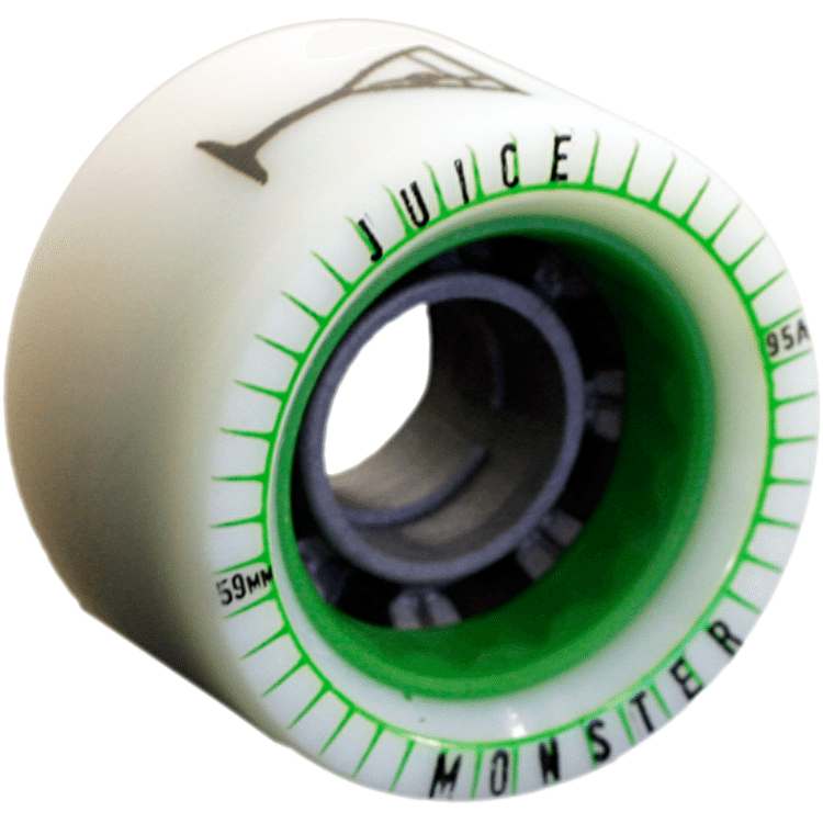 Juice Spiked Monster 59mm Quad Derby Wheel 95A (4pk)